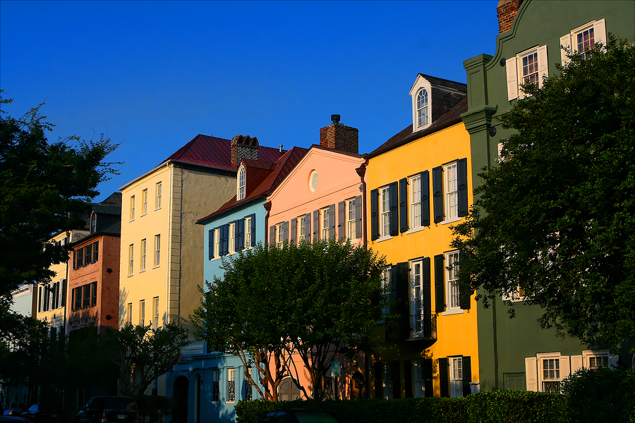 Charleston, SC is the World's Friendliest City