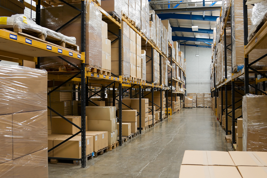 Industrial Real Estate Set for Record Breaking Year
