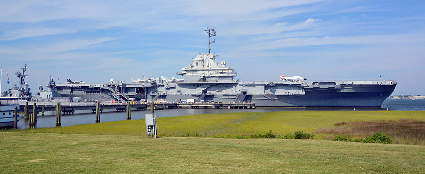 Patriots Point Gets Go Ahead to Lease Land to Help Repay State Loan