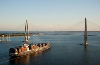 Charleston Port: Fastest Growing in the US