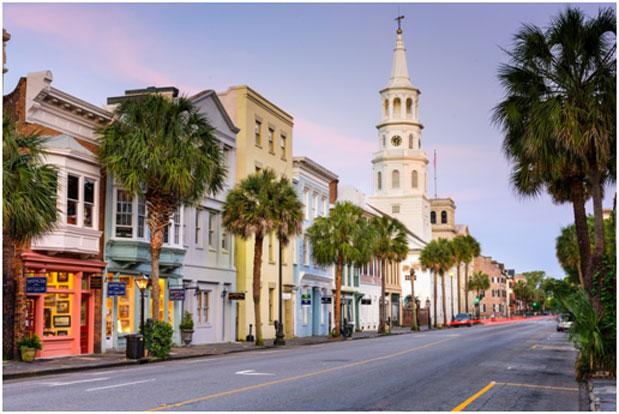 Charleston Property Search