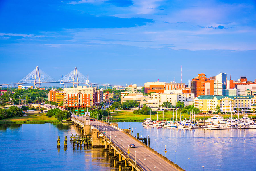 Charleston's Metropolitan Area Ranked Eighth-Most Dynamic Economy