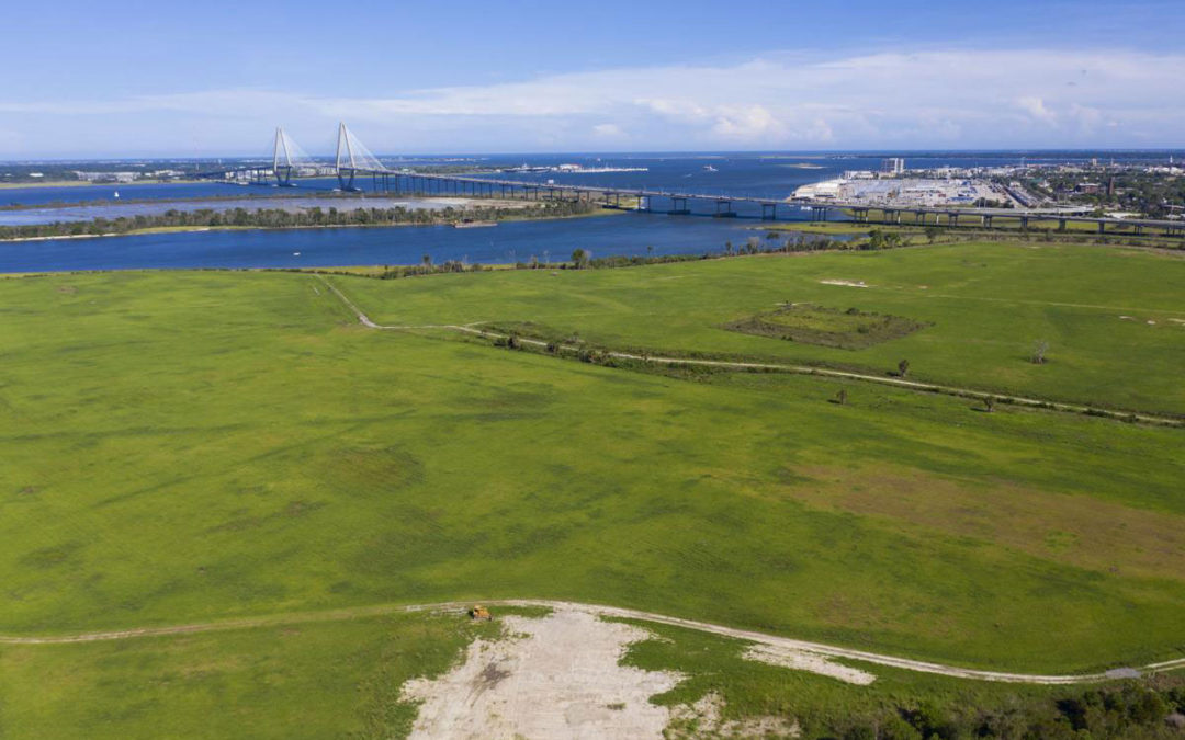 Laurel Island Seen as Important Redevelopment Site