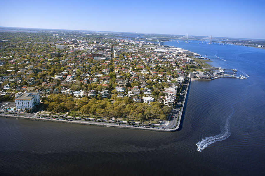Fastest-Growing Commercial Areas Near Charleston, S.C.